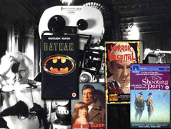 Films made at Knebworth include Batman, The Big Sleep, Horror Hospital & The Shooting Party